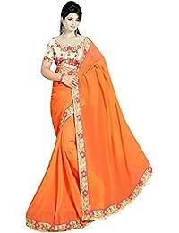 Karishma Women's Marble Saree,K009_Multicoloured_Freesize
