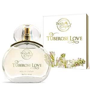 Body Cupid Tuberose Love Eau de Parfum - Floral Collection - For Women - 100 ml