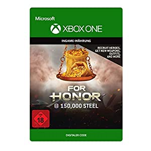 For Honor Currency pack 150000 Steel credits | Xbox One – Download Code