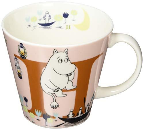cbfab5e0b Moomin Valley Porcelain Initial Mug Cup 'H' Yamaka Japan