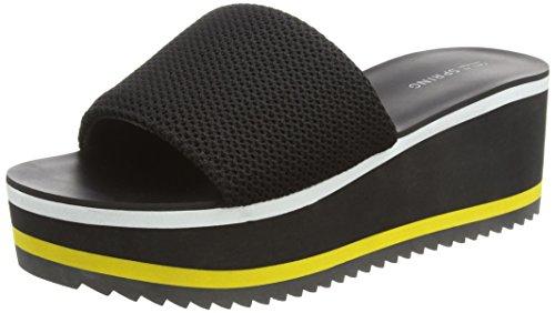 Call It Spring EU Freadien, Zapatillas sin Cordones para Mujer, Negro (Jet Black), 38 EU
