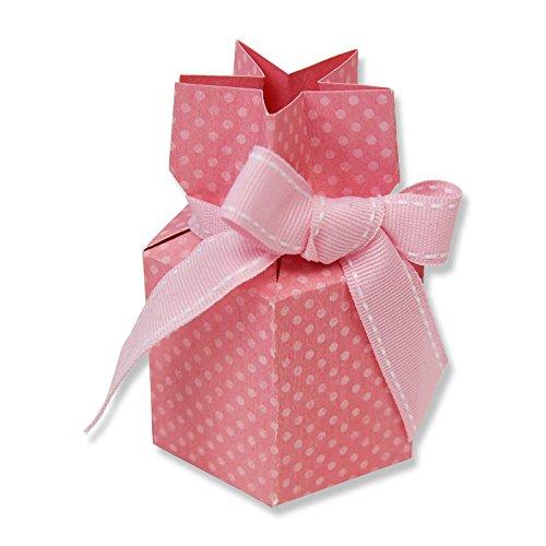 Bigz L Stanzschablone – Weihnachtliche Geschenkbox
