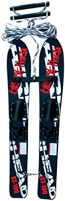 AIRHEAD BREAKTHROUGH WIDE TRAINER SKIS