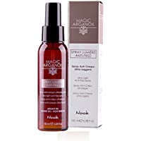NOOK SPRAY ANTI-CRESPO ULTRA LEGGERO ARGANOIL 100ML LUMIERE ANTI-FRIZZ PROFESSIONALI PARRUCCHIERI