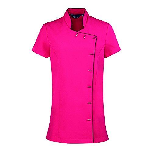 Premier - Haut - Femme Rose - Hot Pink/ Black