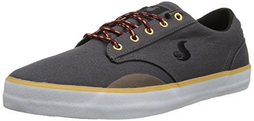 DVS Shoes Daewon 14, Scarpe da Skateboard da Uomo grigio(Grey (Grey))