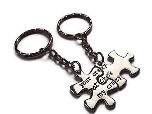 halo-accessories-your-crazy-matches-my-crazy-2-pcs-jigsaw-pendant-keyring