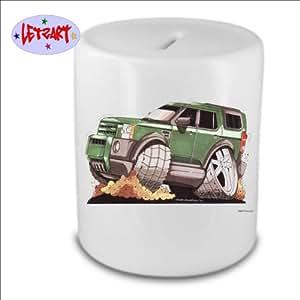 Céramique Tirelire Koolart Image Land Rover Discovery #2163
