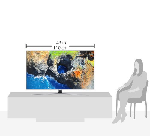 Samsung UE49MU6409 123 cm (49 Zoll) 4k Fernseher - 13