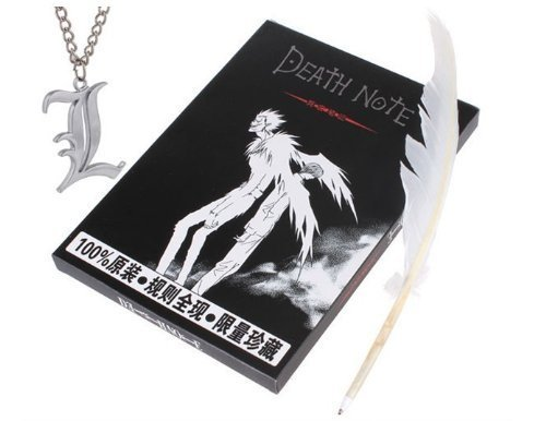Death note - notebook quaderno della morte