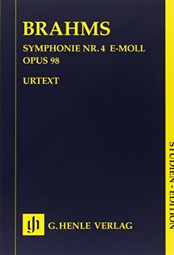 symphonie-nr-4-e-moll-op-98-studien-edition