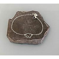 Bracciale donna bracciale in argento, bracciale donna, bracciale nuvola, idea regalo, gioielli regali, costellazione, bracciale donna argento