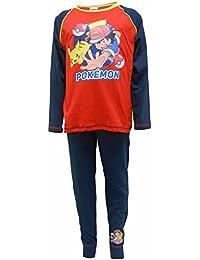 """Pokemon """"Ash & Pikachu"""" Pijamas para niños"""