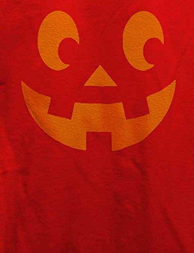 Kuerbis Face T-Shirt Rot