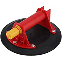 """Ventosa, 8""""Bomba manual Aspiradora al vacío de una sola manija para levantar y transportar vidrio Menos de 100 kg Trabajadores profesionales"""