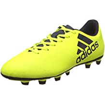 Adidas X 17.4 FxG, Zapatillas de Fútbol para Hombre