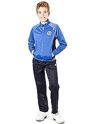 Lotto BTS - Chándal unisex infantil, color azul azul azul Talla:M jr (140-152 cm)