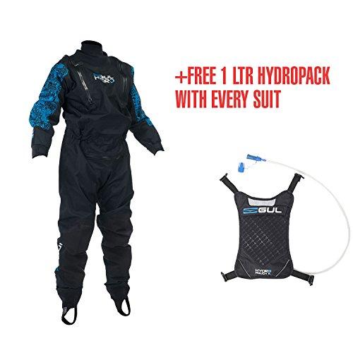 GUL Hydro Drysuit, Farbe Schwarz, Größe S