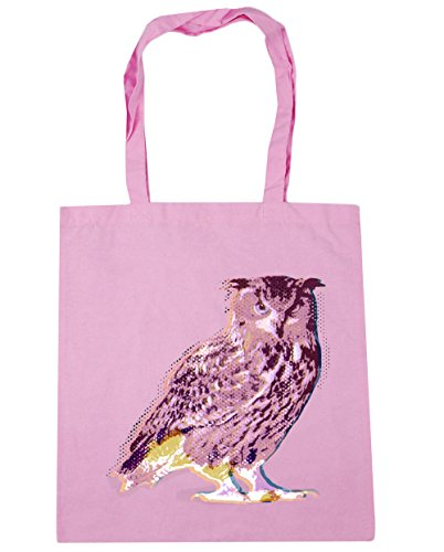 hippowarehouse-gazing-owl-tote-shopping-gym-beach-bag-42cm-x38cm-10-litres