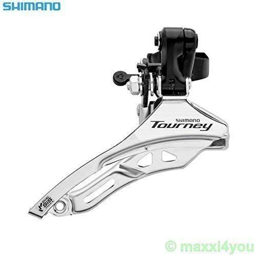 Tourney Shimano FDTY300 Umwerfer 6/7-fach Top Pull Schelle Ø 31,8 mm -