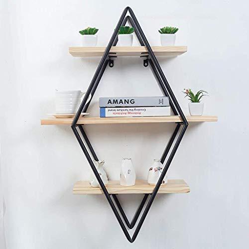 Fuweiencore scaffale a parete scaffale scaffale multifunzionale scaffale cubico scaffale separatore telaio mobile (decorazione: 60cm) (colore : -, dimensione : 60 centimetri)