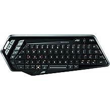 Mad Catz S.T.R.I.K.E. M - teclados para móviles (Negro, Batería, Inalámbrico, Bluetooth)