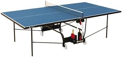Sponeta Gameline S 1-73e - Mesa de ping pong de exterior, outdoor table, weatherproof, color azul