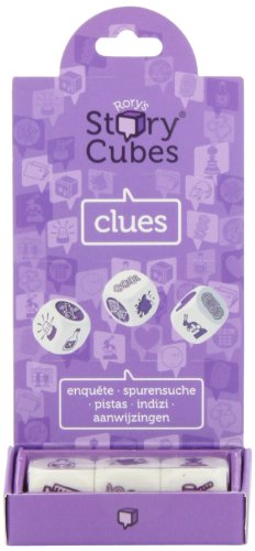 Rorys Story Cubes Clues (Rorys Story Cubes Mix)
