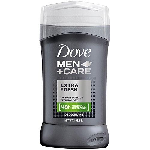 Dove Men+Care Deodorant Stick, Extra Fresh 3.0 oz by Dove