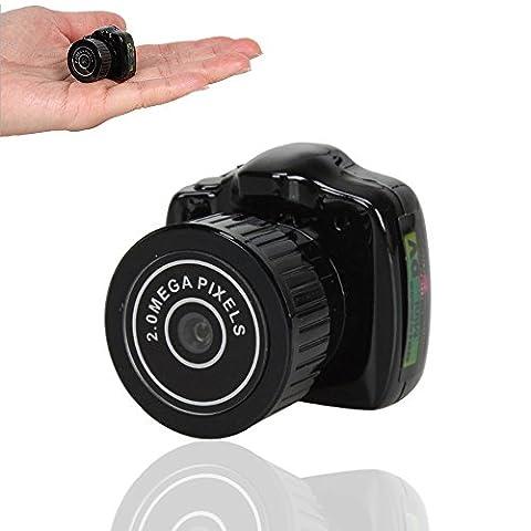 xingsheng mini caméra espion cachée enregistreur vidéo numérique portable
