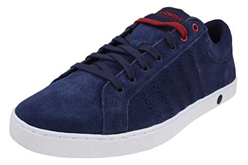 K-Swiss Adcourt 72 Suede chaussures blue