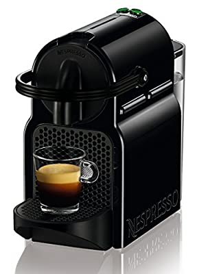 De'Longhi Nespresso Inissia EN 80.B - coffee machine - 19 bar - black