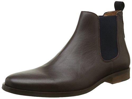 SchmooveDirtydandy Crust - Stivali Chealsea al ginocchio Uomo , marrone (Marron (Td Moro 21)), 41 EU