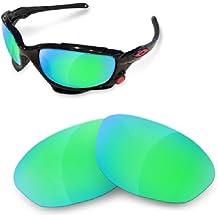Sunglasses Restorer Cristales Polarizados de Recambio Sapphire Green para Oakley Jawbone