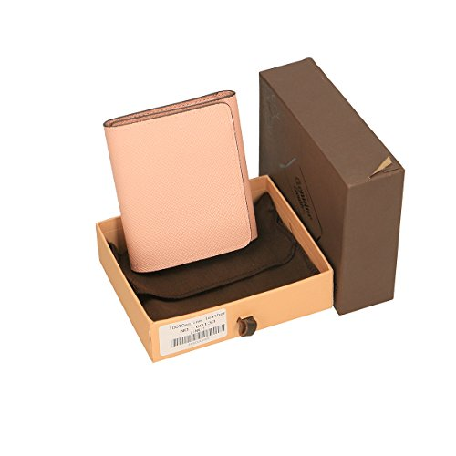Chicca Borse Portafogli in pelle 12x10x3 100% Genuine Leather Rosa