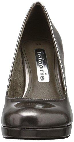 Tamaris 22426, Scarpe con Tacco Donna Grigio (Pewter 915)