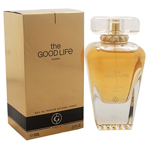 Geparlys The Salutary Life Eau de Parfum Spray for Women, 2.6 oz by Geparlys