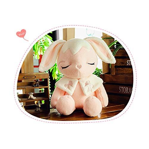 Tierplüschpuppe Spielzeug,Jaerio Niedliche Kleine Kaninchen Plüsch Lustige Spielwaren Weiche Angefüllte Häschenpuppen Kinder Geschenk