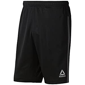 Reebok Herren Work Out Ready Mesh Short