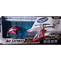 Silverlit-Air Striker, Elicottero a 2 Vie (84688)
