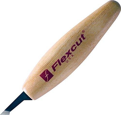 Flexcut flexkn31 Couteau A Lama fissa, Unisexe – Adultes Multicolore, Un Taille