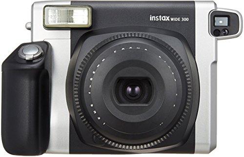 Fujifilm instax Wide 300 Instant Camera  Black