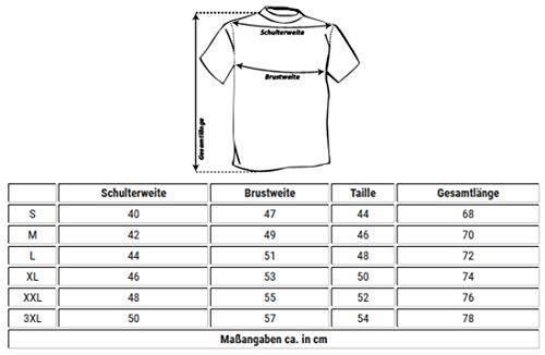 Young & Rich / Rerock Herren Uni T-Shirt mit extra tiefem V-Ausschnitt slimfit deep V-Neck stretch dehnbar einfarbiges Basic Shirt , Grösse:M;Farbe:Hellbraun