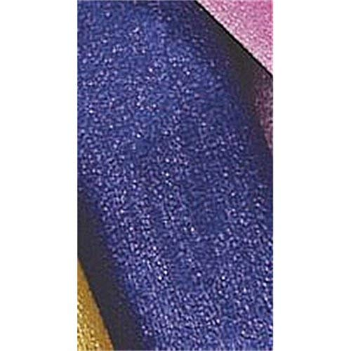 Clairefontaine Krepppapierrolle Metallic Metallic, Crepe-Rolle, 60 Prozent 2.50 x 0.50 m blau (French Blue)