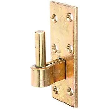 gah alberts 318864 kloben auf platte dii haken s ddeutsche form galvanisch gelb verzinkt 14. Black Bedroom Furniture Sets. Home Design Ideas
