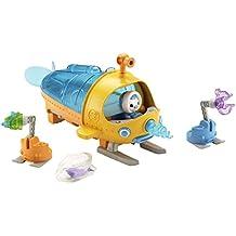 Mattel Fisher-Price DHJ11 - Les Octonautes Guppy-S Navire de recherche polaire