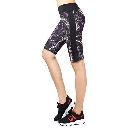 41bBVl0YhQL. SS500  - Sugar Pocket Womens Capri Short Workout Pants Yoga Pants Active Running Leggings