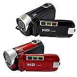 wergem 1080P Anti-Shake Digitalkamera, 6,9 cm (2,7 Zoll) TFT-LCD 16-facher Digitaler Zoom Video-Aufnahmekamera DV -
