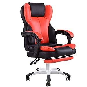 CN Computer Stuhl Home-Office-Stuhl Liege Chef Stuhl Lift Drehstuhl Massage Fußstütze Siesta Sitz