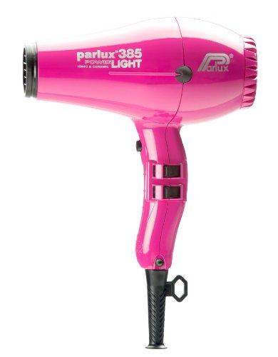 Parlux 385 Ionic & Ceramic - Secador para el cabello, color fucsia